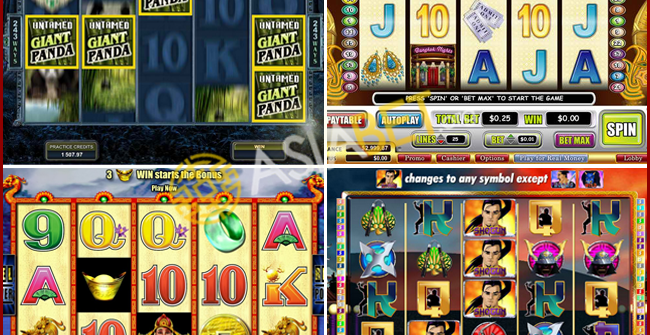growing popularity of online slot games