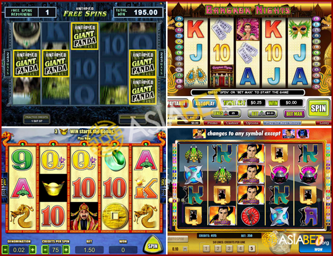 Play for free slots machines