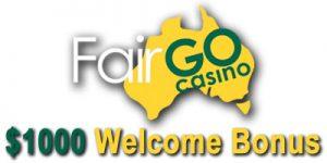 Fair Go Bonus and Promotions