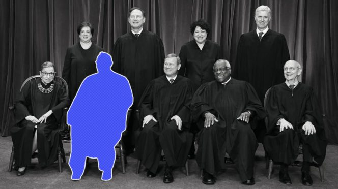 Odds for US Supreme Court Nominee