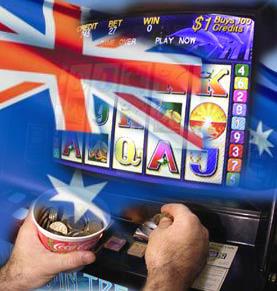 Australian pokie games online