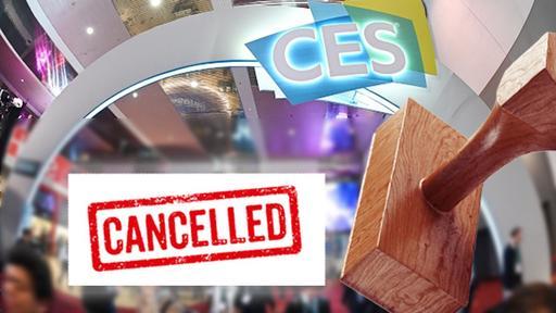 2021 CES Cancelled